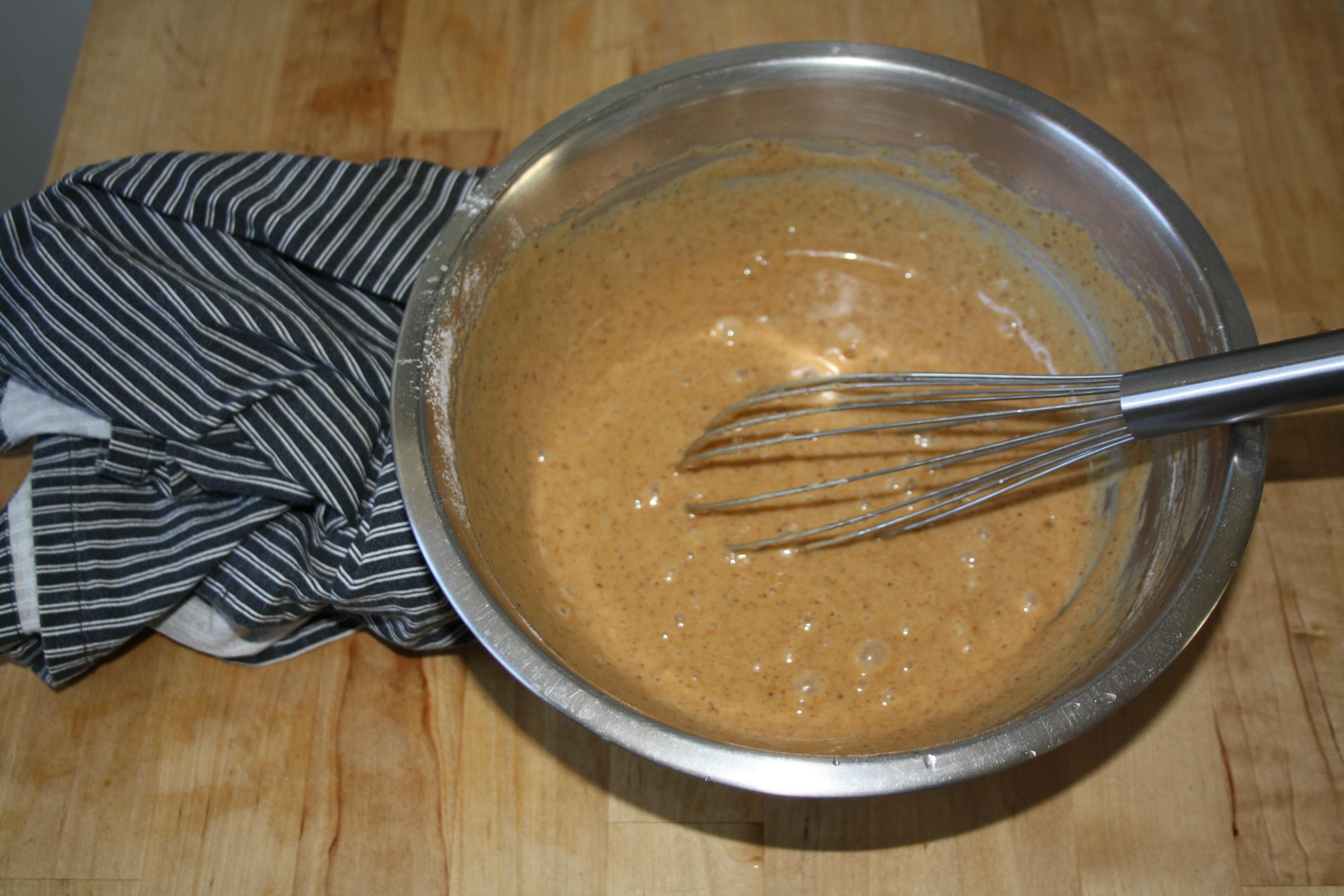 pâte à pain d'épice